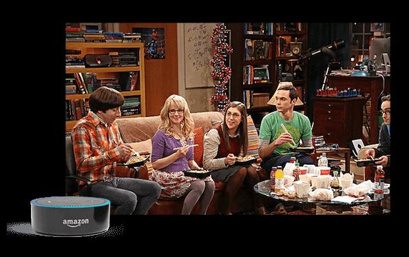 DISH Hands Free TV - Control Your TV with Amazon Alexa - Holyoke, Colorado - H & B Home Service - DISH Authorized Retailer